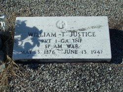 William T Justice