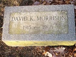 David K. Morrison