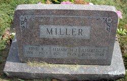 Elizabeth J Miller