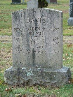 Lucy R. <I>Roby</I> Davis