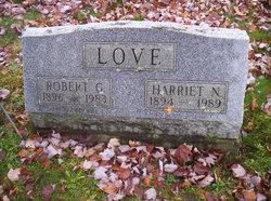 Robert G Love