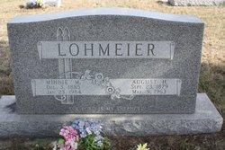 August H Lohmeier
