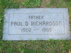 Paul D. Richardson
