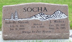 Isabelle <I>Niccoli</I> Socha