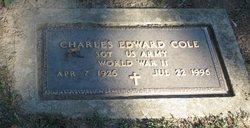 Charles Edward Cole, Jr