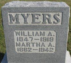 Martha Anna <I>Limbert</I> Myers