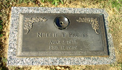 Nellie T Pruitt