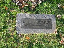 Ralph H. Masterson