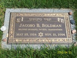 Jacob B Boldman