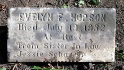 Evelyn F. Hopson