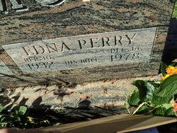 Edna <I>Perry</I> Ammon