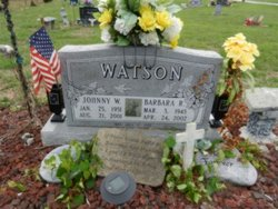 Johnny W. Watson