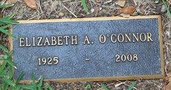 Elizabeth A O'Conner