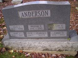 William L Anderson