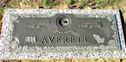 Hannah E Averett
