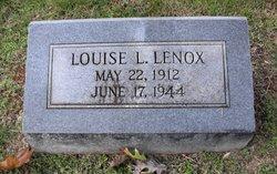 Louise L. Lenox