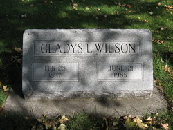 Gladys L. Wilson