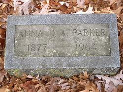 Anna D. A. Parker