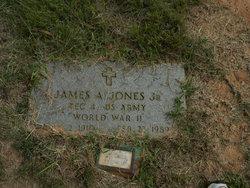 James A Jones, Jr