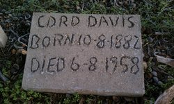 Cord Davis