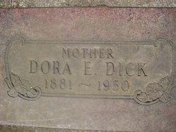 Dora Etta <I>Alexander</I> Dick