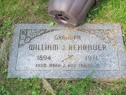 William J. Rehrauer
