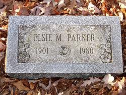 Elsie M. Parker