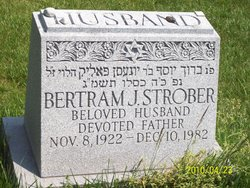 Bertram J Strober