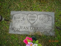 Jean O'Brien