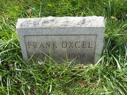 Frank Oxcel