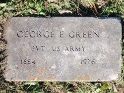 George E. Green