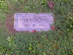 Anna Myrtle <I>Weedman</I> Packard