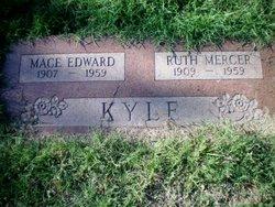 Ruth <I>Mercer</I> Kyle