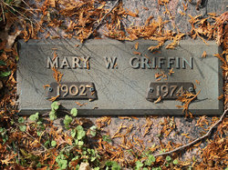 Mary W. Griffin