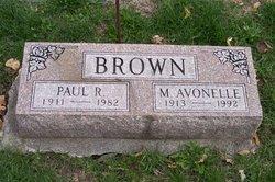 Paul R Brown
