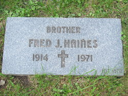Fred J. Haines