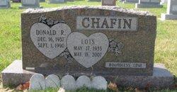 Lois <I>Stea</I> Chafin