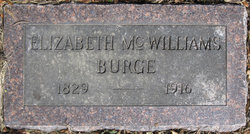 Elizabeth Burge