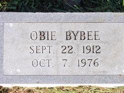 Obie Bybee