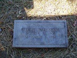 Nannie Frances <I>Lincke</I> Seekos