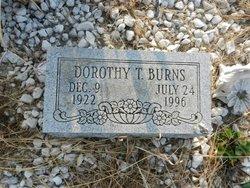 Dorothy T. Burns