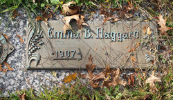 Emma B. Haggard