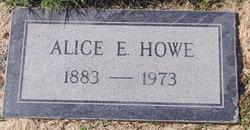 Alice Ethel <I>Boone</I> Howe