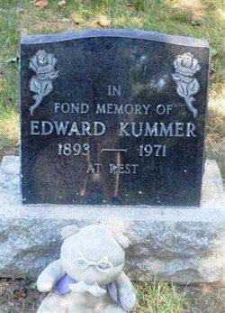 Edward Kummer