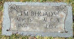 James Monroe Rhoads