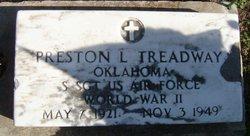 Preston L Treadway