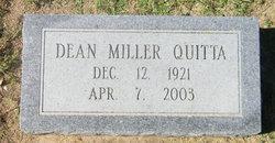 Dean Miller Quitta