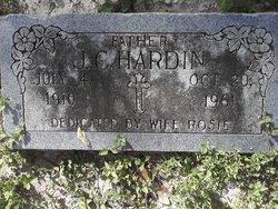 J. C. Hardin