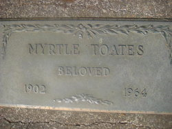 Myrtle Toates