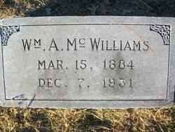 William Andrew McWilliams